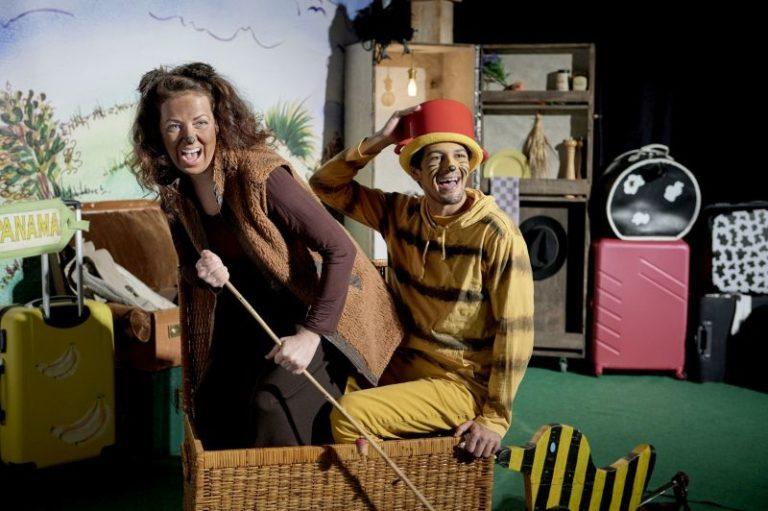 Kindertheater am DAS DA THEATER: Oh, wie schön ist Panama, Grüffelo und Pünktchen und Anton