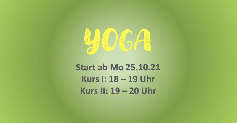 Yoga-Kurse beim TSC Grün-Weiß Aquisgrana Aachen